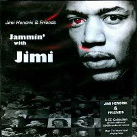 Cover Jimi Hendrix & Friends - Jammin' With Jimi [6 CD]